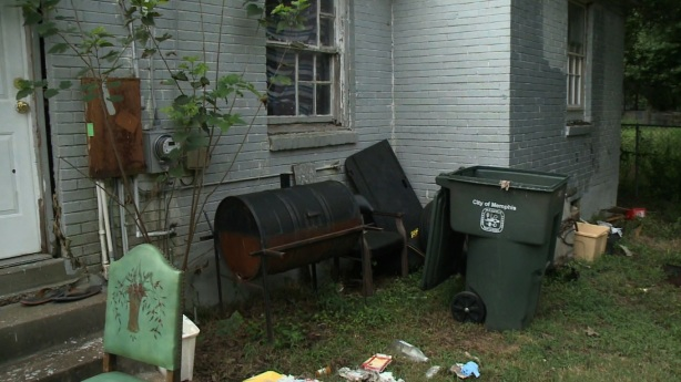 Severed head found in man's trash
